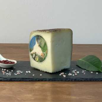 Semi-Aged Tuscan Goat Cheese