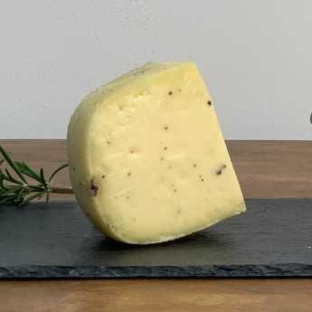 <h5>Pecorino Cheese With Truffle.</h5>