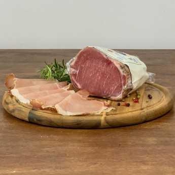 Cured Pork Loin.