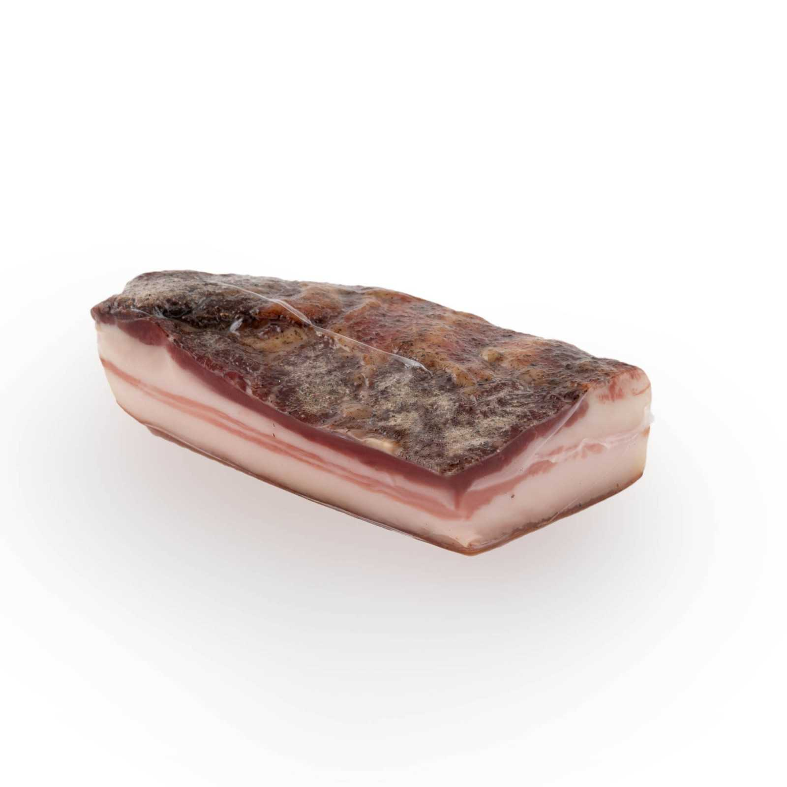 Cured Tuscan Bacon (Rigatino)
