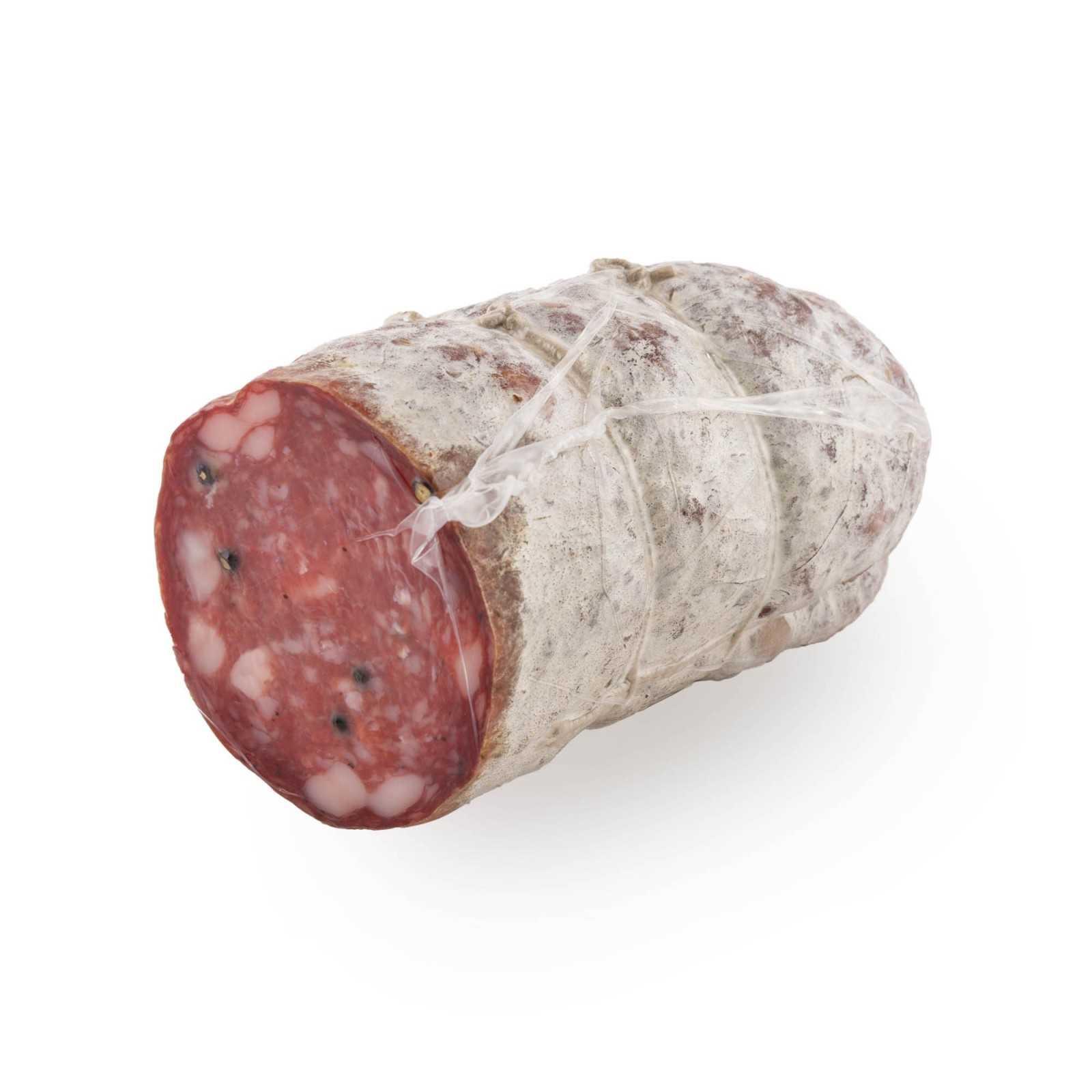 Tuscan Salami - Vacuum-Packed Piece.
