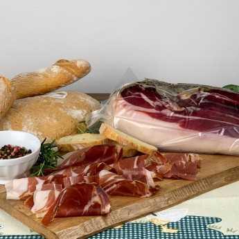 Cinta Senese PDO Ham (Prosciutto)