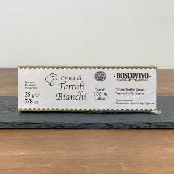 <h5>White Truffle Cream 56% - Tuber Magnatum Pico - 100% Italian.</h5>