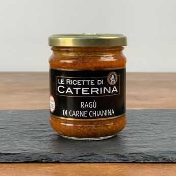 Chianina Meat Pasta Sauce.