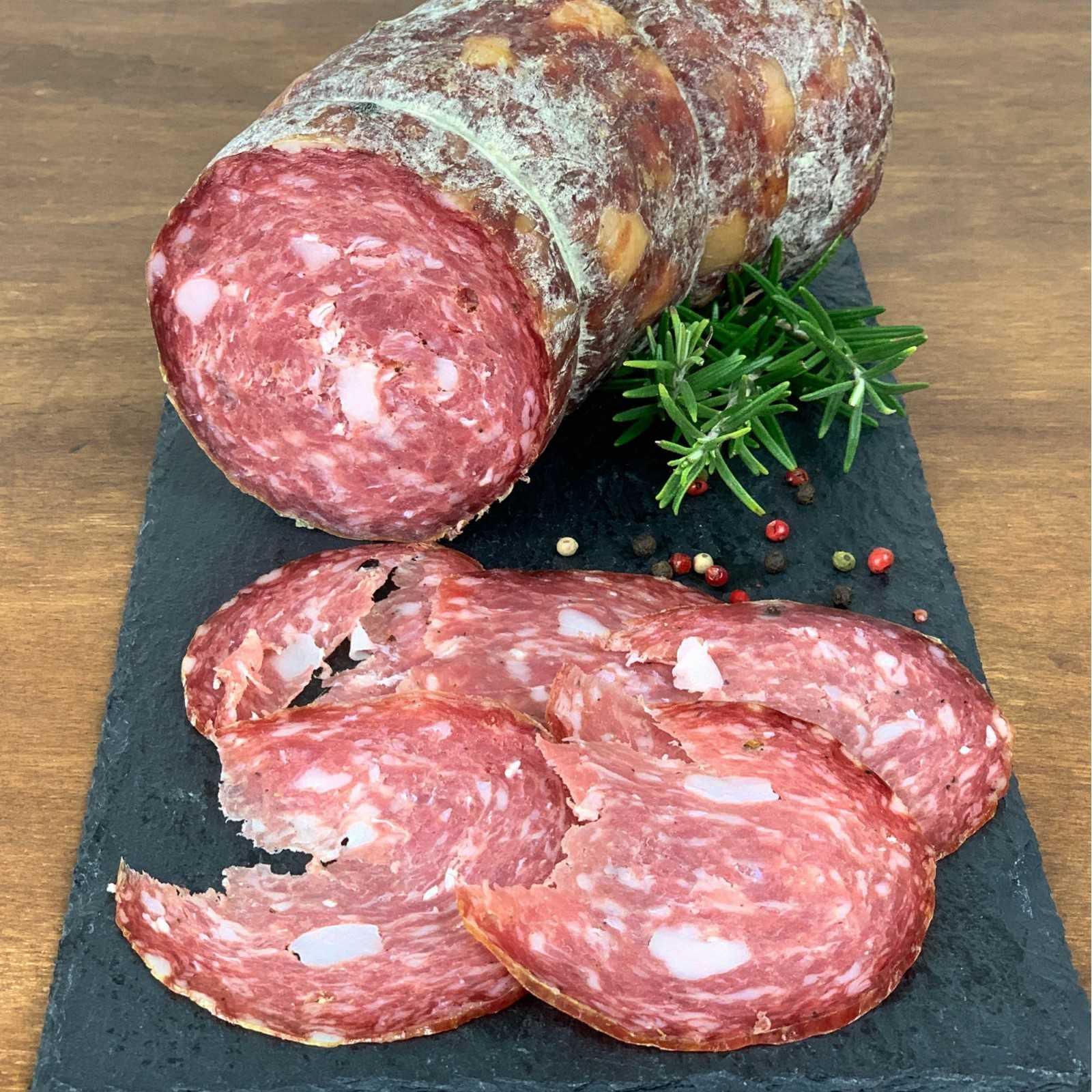 Große Toskanische Salami, ein Klassiker der Tradition.