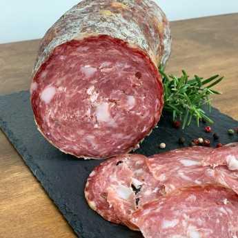 <h5>Large Tuscan Salami.</h5>