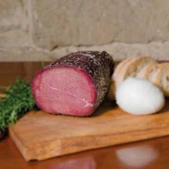 <h5>Chianina Meat Bresaola.</h5>