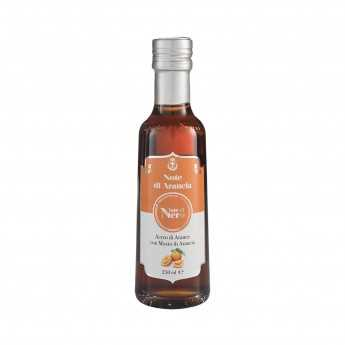 """Note Di Arancia"" - Orange vinegar with orange juice - 100% italian - ""Note Di Nero""."