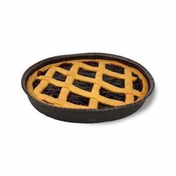 """<h5>""""Crostata"""" Beerenmarmeladenkuchen.</h5>"""