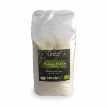 "<h5>Type ""2"" Verna wheat flour from organic farming, stone ground.</h5>"
