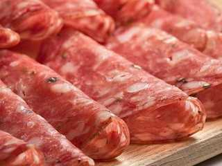 Menu Sausages And Cured Meats
